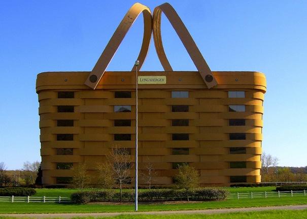 The Basket Building ( Ohio , United States )